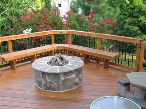 bench seating ideas fire pit seating to make your outdoors cozy