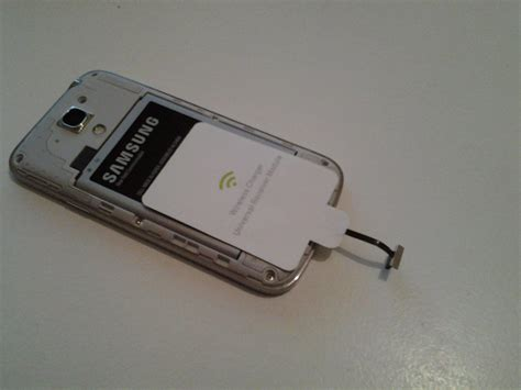 s4 mini induction charger samsung galaxy s4 mini gt i9195 wireless charging with working nfc function dxsdata