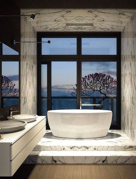 Modern Luxury Bathrooms 30 Modern Luxury Bathroom Design Ideas