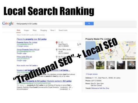 howto get your business listed on local search engines gotchamobi how to optimize local search results