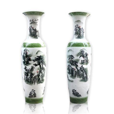 Large Modern Floor Vases by Ceramics Large Floor Vase Modern Fashion Decoration