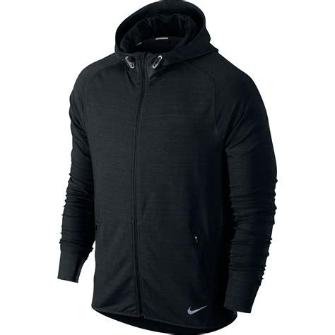 Jaket Sweater Hoodie Zipper Nike On The Run Terbaru wiggle nike feather fleece run zip hoodie sp14 sleeve running tops