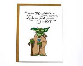 wars printable birthday card yoda birthday quotes quotesgram
