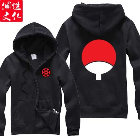Jaket Kakashi Akatsuki Yondaime Rikudo Sennin popular uchiha sweater buy cheap uchiha sweater lots from