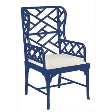 chinese chippendale chair chinese chippendale wing chair custom color