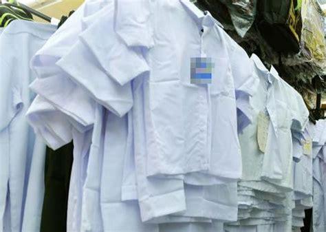 Baju Sekolah Terpakai tranungkite tko tak salah conteng baju sekolah tapi