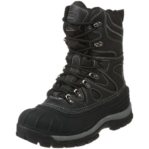 kamik mens patriot 3 cold weather boot in black for lyst