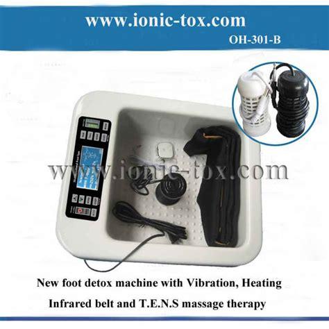 Detox Foot Machine Purchase W Infrared Belts by Ionic Foot Detox Machine Heating Far Infrared Belt T E N