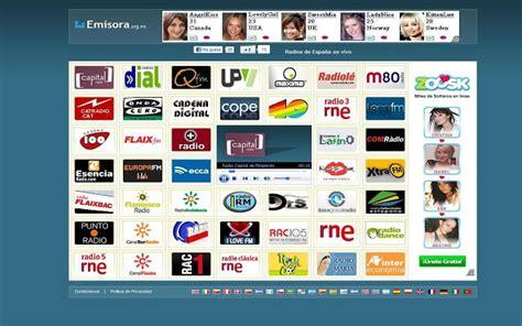emisoras radio plona españa emisora org es las mejores radios online en espa 241 a