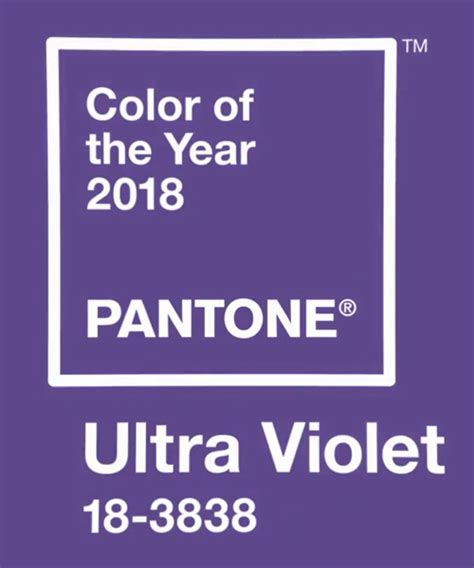 color of the year 2017 2018 pantone updated back to pantone announces ultra violet as 2018 color of the year