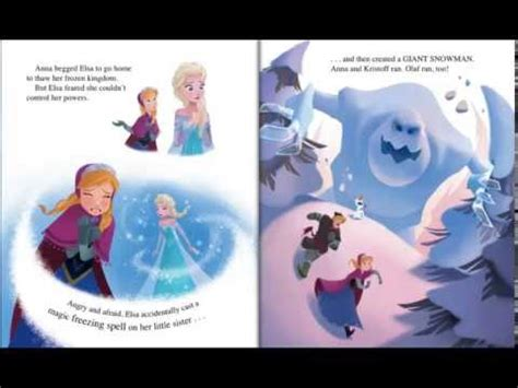 steveã s story the of a orphan books disney frozen story book read along children s story