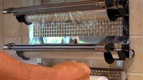 kitchen wrap dispenser