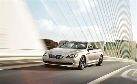 bmw showroom exterior bmw 6 series convertible original bmw accessories