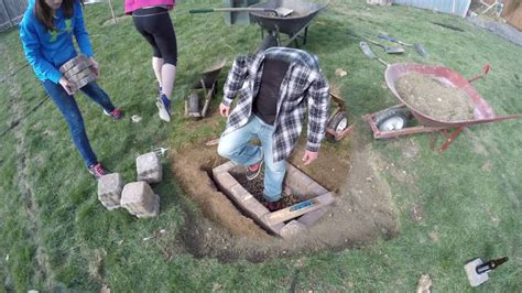 diy in ground pit