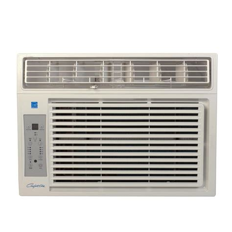 comfort aire  btu window air conditioner  remote