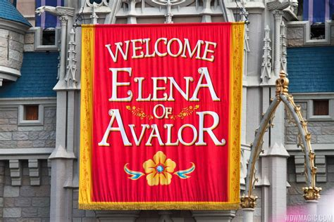 Royal Welcome For The the magic kingdom welcomes princess of avalor