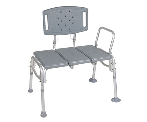 plastic transfer bench heavy duty bariatric plastic seat transfer bench