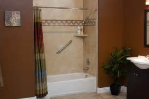 Bathroom Shower Wall Panels Decorative Interior Shower Tub Wall Panels Contemporary Bathroom Cleveland By Innovate