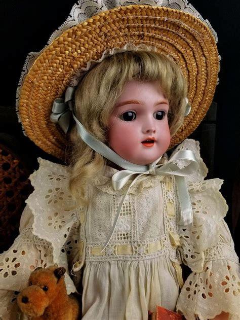 bisque doll image 1517 best german bisque dolls images on