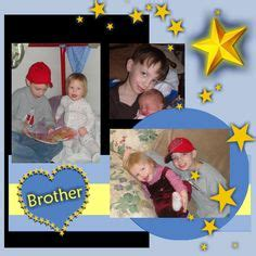 brothers scrapbook layout more info on my page www scrapbooking on pinterest scrapbook pages scrapbook
