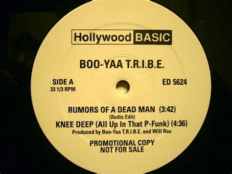 boo ya t r i b e rumors of a dead レコード garitto