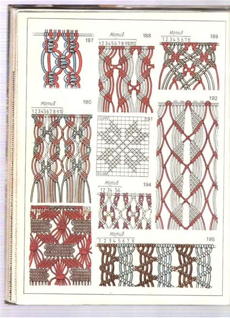 best 25 macrame knots ideas on macrame