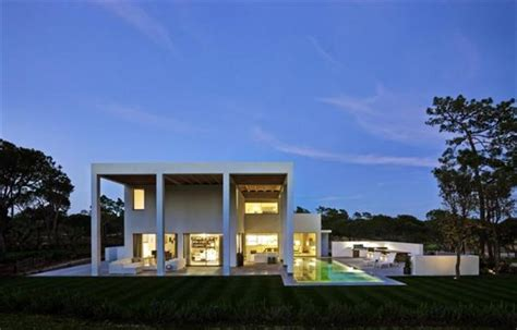 cubic house design modern and bright cubic portuguese house design freshnist