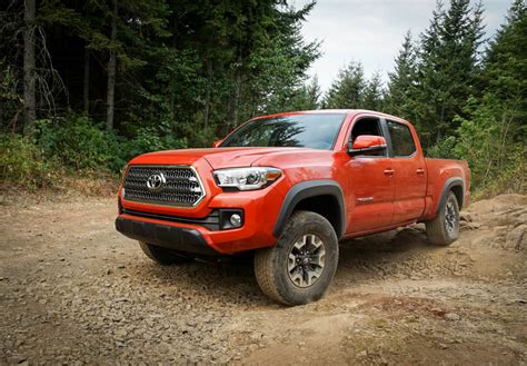 Toyota Tacoma 2016 Pictures 2016 Toyota Tacoma The Awesomer