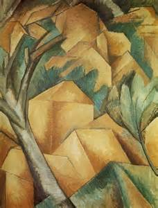 georges braque s paintings
