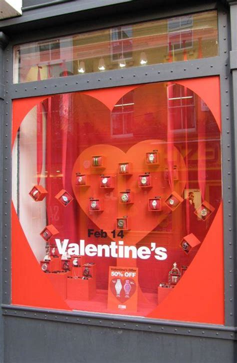 valentines day window 35 s day window display ideas mannequin mall