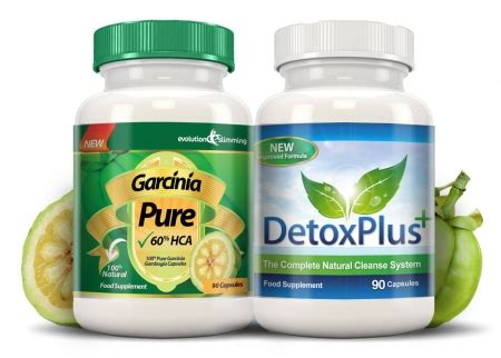 Garcinia Cambogia And Detox Combo Pack by Garcinia Cambogia Detox Garcinia Cambogia Cleanse