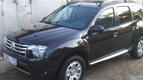 renault duster black renault duster black dust 2 0 4wd drive2