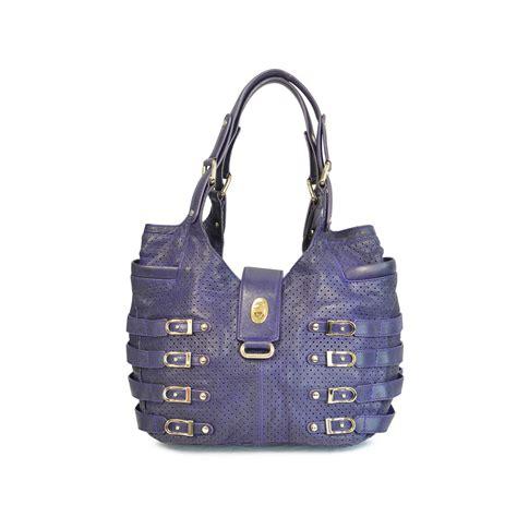 Jimmy Choo Rikki Perforated Handbag by Second Jimmy Choo Perforated Tote Bag The