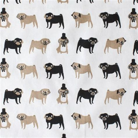 pug fabric 17 best images about fashionable pugs on pug bow ties and pugs