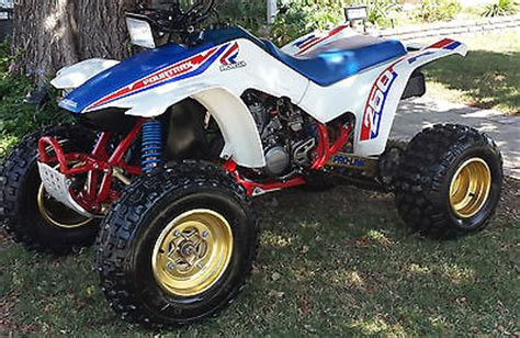 honda 250r craigslist 1986 honda 250r trx250r used honda 250r fourtrax for