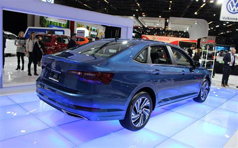 Vw Jetta 2019 Canada by Canadian Premiere 2019 Volkswagen Jetta Gets A More