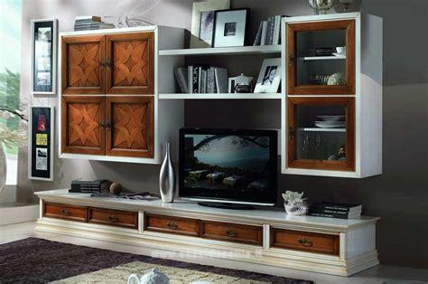mobili soggiorno classici legno pollini soggiorni classici mobili sparaco