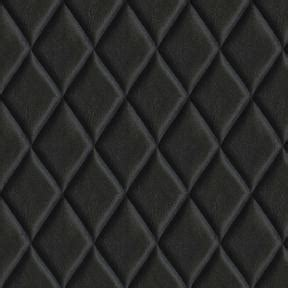 black quilted pattern blizzard quilted vinyl 4 x 6 black