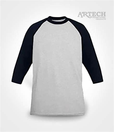 m o knits baseball 3 4 sleeve t shirt custom printed team apparel