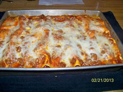 lasagna with cottage cheese dinners