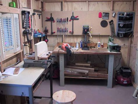 woodworking hobby shop shed shop testimonials workshop or hobby room