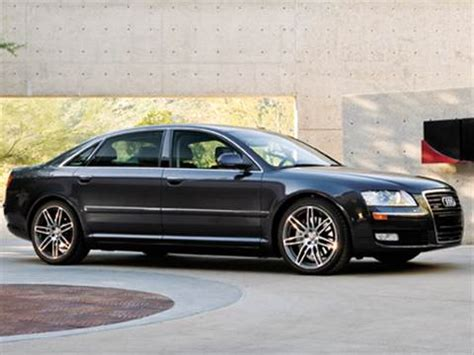 blue book value used cars 2006 audi s8 2010 audi a8 pricing ratings reviews kelley blue book