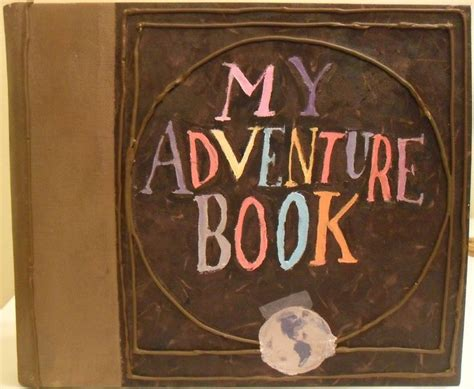 s adventures books handmade disney s up my adventure book to be i want and