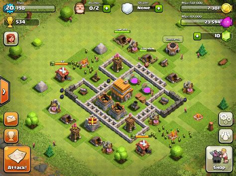 Home Design How To Get Free Gems by Clash Of Clans Strategy Overview Novice