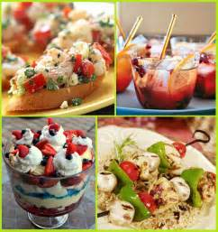 24 summer party food ideas memorial day 4th of july labor day more