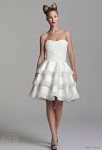 short wedding dress trends for 2014 2015 vponsale