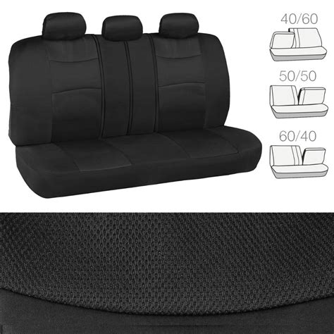 cloth car seat covers black mesh car seat covers cloth fabric set auto