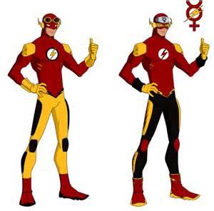Flash Design Flash Titans Design By Bobbenkatzen On Deviantart