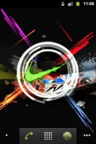 themes for android nike download nike hd live wallpaper for android appszoom