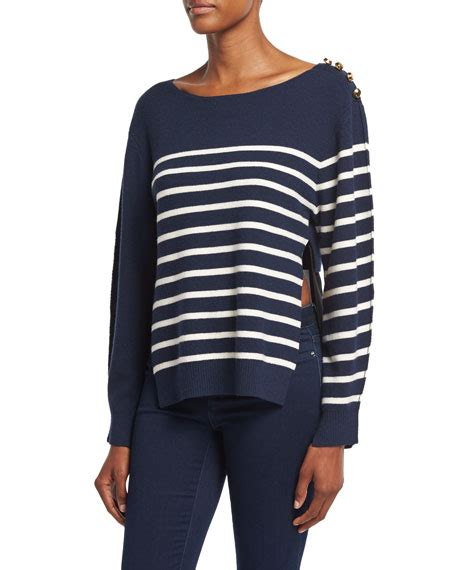 Gamis Casual Sailor Style Material Lacoste millar 1 2 zip jersey pullover sweater navy